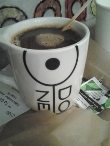 My cup of Joe!