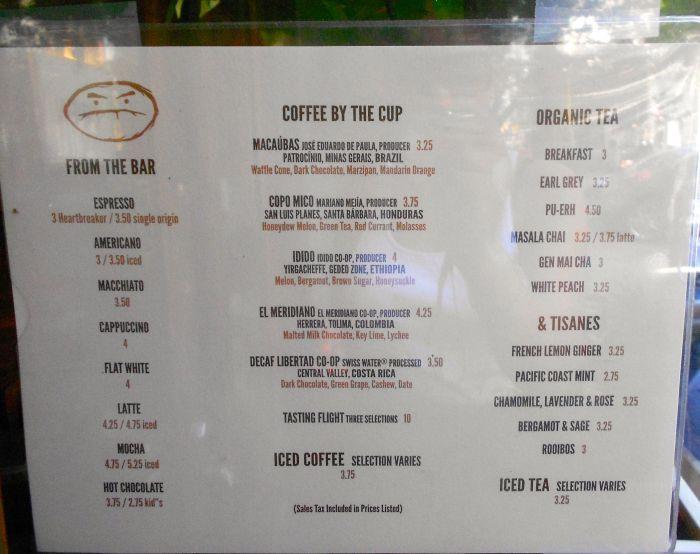 Grumpy cafe' 5